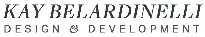 Kay Belardinelli logo